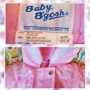 OshKosh B'gosh Jackets & Coats - Infant Snowsuit